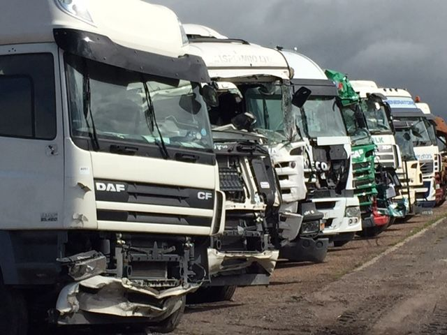 Iveco Truck Wreckers In Melbourne